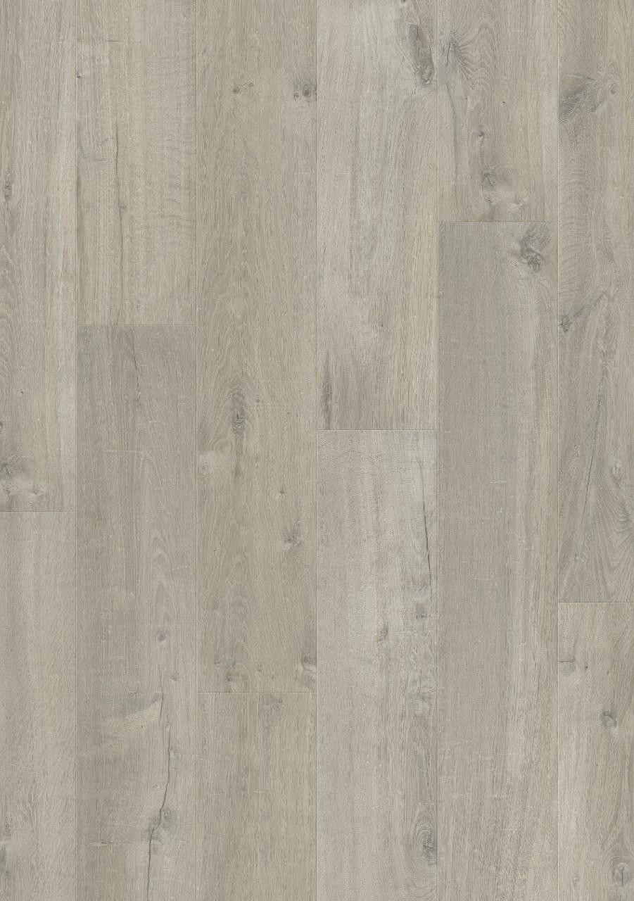 Ламинат Quick step коллекция Impressive ultra декор Soft Oak grey