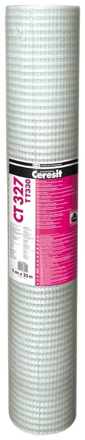 СERESIT СТ-327 Антивандальна сітка (330 г/м2, рулон 25 м2)