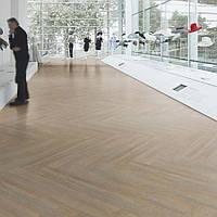 Forbo  w60294 roasted oak  виниловая плитка Allura Wood, фото 1