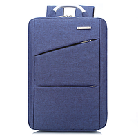 Рюкзак городской Package для ноутбука синий, фото 1