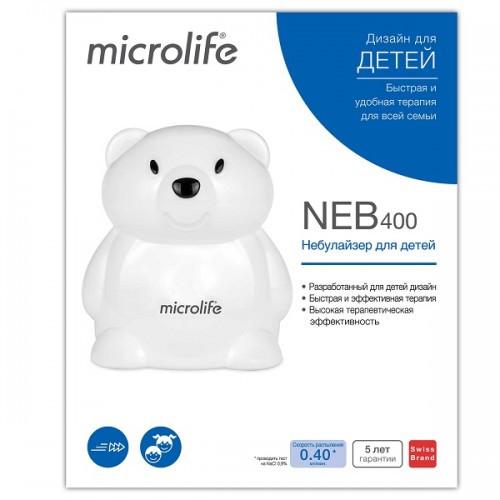 Ингалятор компрессорный Microlife NEB 400