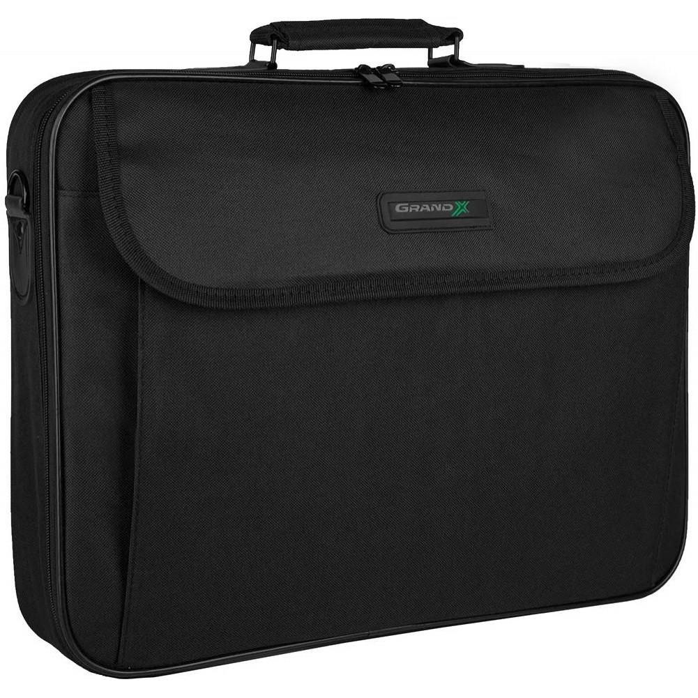 5d6e854b652f ➨Сумка для ноутбука Grand-X HB-156 Black компактная и стильная, цена 377  грн., купить в Киеве — Prom.ua (ID#816090826)