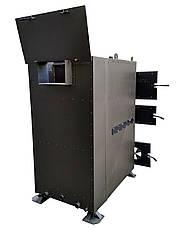 Твердотопливный пиролизный котел 300 кВт DM-STELLA, фото 3