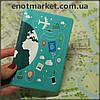 """Обложка на паспорт """"Глобус"""""""