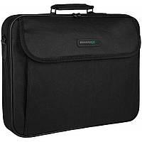 ➤Сумка для ноутбука Grand-X HB-156 Black для бережного хранения перевоза гаджета