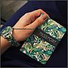"""Обложка на паспорт """"Пальмовые листья"""""""