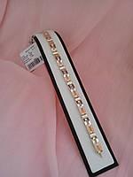 Изящный серебярный браслет Секрет, фото 1