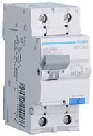 Дифференциальный автоматический выключатель двухполюсный 4.5kА