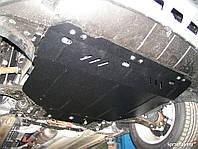 Защита картера (двигателя) и Коробки передач на Мерседес Спринтер 2 W906 (Mercedes Sprinter II W906) 2006-2018 г (металлическая/4WD)