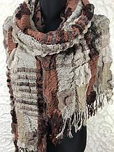 Женский зимний шарф 5080(01)