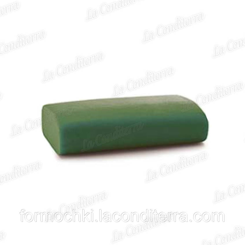 Мастика для обтяжки тортов LAPED, зеленая, 1 кг