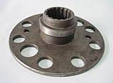 Фланец коленчатого вала 236Д-1005121 шлицевой,переходной Т-150Г,Т-151К,Т-156,Т-157, фото 2