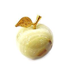 Яблоко из натурального оникса 4.5 см