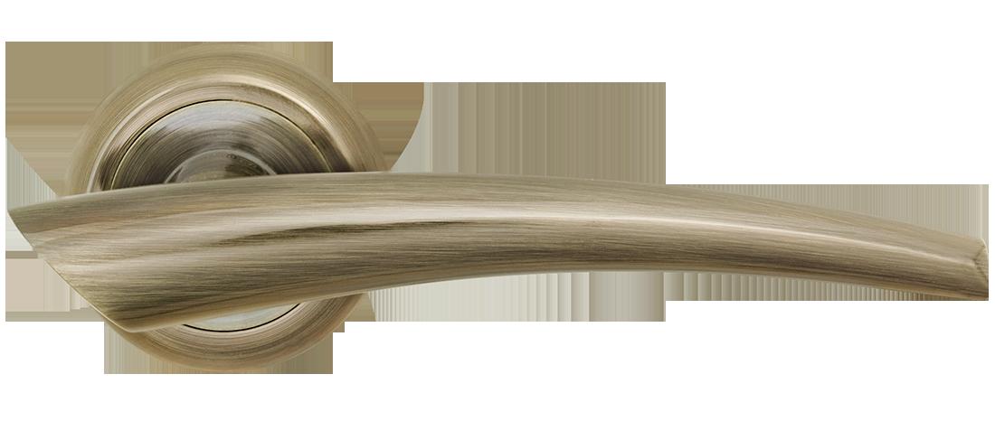A-1202 AB РУЧКА ДЛЯ ДВЕРЕЙ НА РОЗЕТЦІ