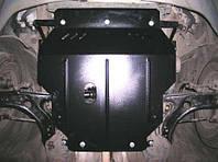 Защита радиатора, двигателя и КПП на Митсубиси Лансер 10 (Mitsubishi Lancer X) 2007 - … г