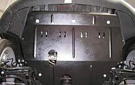 Защита радиатора, двигателя и МКПП на Митсубиси Паджеро Спорт 2 (Mitsubishi Pajero Sport II) 2008-2016 г