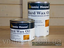 Масло для деревянных полов (Bionic House Hard Wax Oil) 10 л