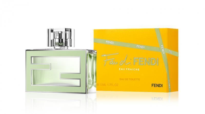 Женский аромат Fendi Fan di Fendi Eau Fraiche