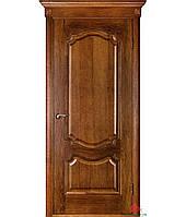 Межкомнатная дверь Престиж каштан ПГ