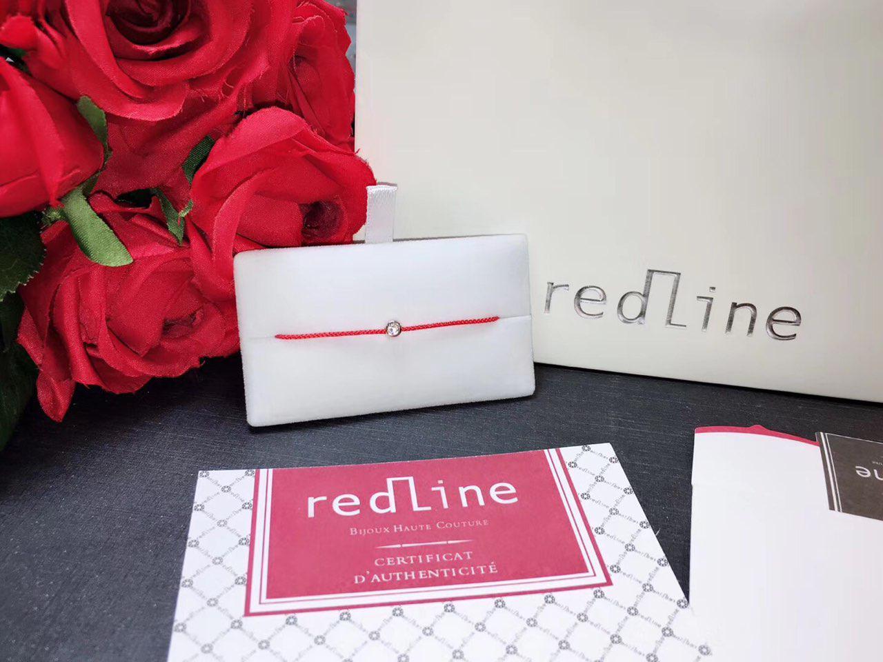 Красная нить red line
