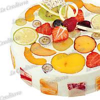 Гель для покрытия тортов «Мируар», нейтральный, 3 кг