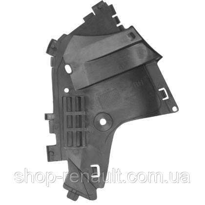 Защита бампера переднего левая (сторона водителя) QSP-M