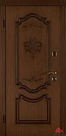 Входные двери Престиж ясень декор