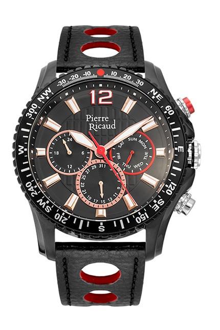 Годинник чоловічий Pierre Ricaud PR 97222.B254QFR