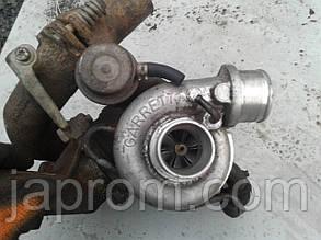 Турбина Fiat Scudo І 1995-2007г.в. 1.9TD GARRETT на двигатель DW8