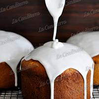 Сахарная глазурь «Быстрый фондант», 1 кг (TM «LAPED»)