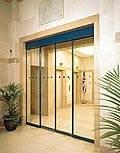 Автоматическая раздвижная дверь Tormax Швейцария