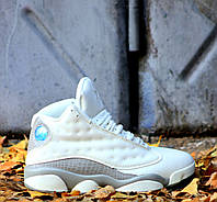 6138bb74e198 Мужские кроссовки Nike Air Jordan 13 Retro Phantom Moon Particle. Живое  фото (Реплика ААА