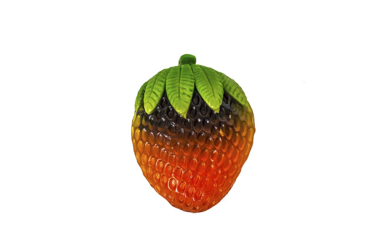 Тайское мыло с фруктовым ароматом  Клубники (s14)