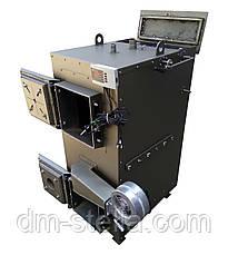 Твердотопливный пиролизный котел 25 кВт DM-STELLA, фото 2