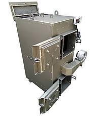 Твердотопливный пиролизный котел 25 кВт DM-STELLA, фото 3
