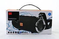 Портативна Bluetooth колонка SPS JBL Extrim mini стерео, від акумулятора і мережі, micro USB, USB, SD, пластик, чорний