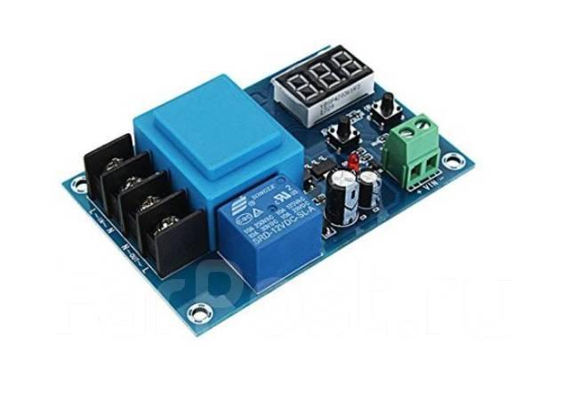 Модуль зарядки XH-M602-Charger-Controller