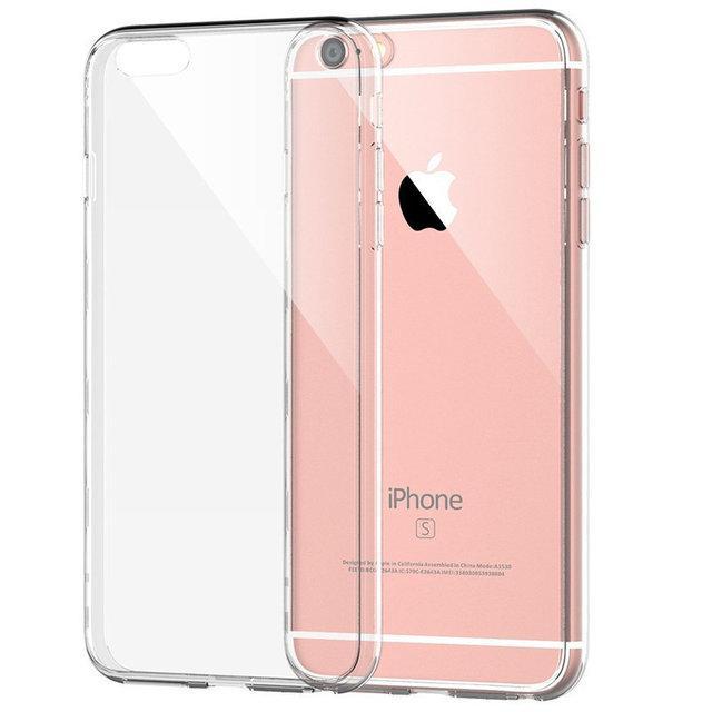 силиконовый чехол для iphone 6+ фото