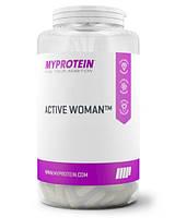 Витамины Myprotein Active Woman, 120 tabs
