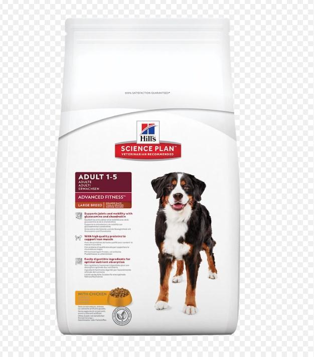 Hill's Science Plan Adult Advanced Fitness корм для собак крупных пород с курицей 12 кг
