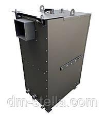 Твердотопливный котел на дровах 25 кВт DM-STELLA (двухконтурный), фото 2