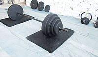 Штанга 105 кг, гриф 30 мм  Ø
