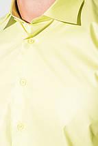Рубашка мужская c запонками 50PD0020 (Салатовый), фото 2
