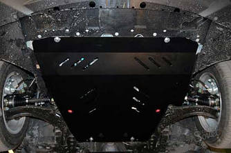 Защита двигателя, КПП и раздатка на СсангЙонг Актион Спорт (SsangYong Actyon Sport) 2006 - ... г