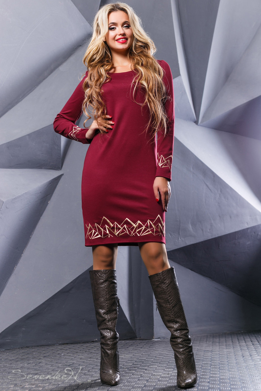 Платье 2977