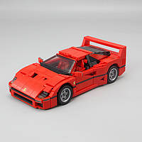 Конструктор Lepin 21004 Creator Суперкар Феррари Ferrari F40 1158 деталей, фото 1