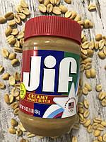 Кремовая арахисовая паста JIF, 454грамм