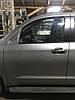 Передняя левая водительская дверь Toyota Sequoia