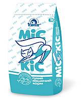 Сухой корм для кошек МиС КиС Океаническая рыба 10 кг