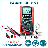 Цифровой мультиметр многофункциональный UNI-T UT-70B, фото 1